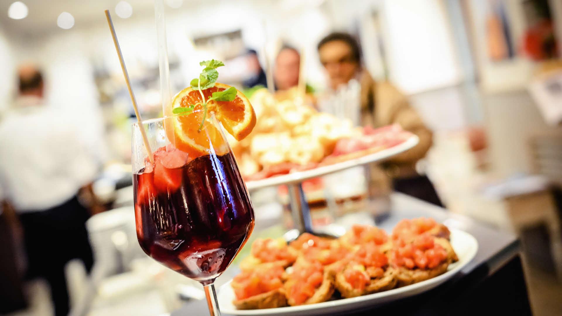 1 aperitivi - Menù bar