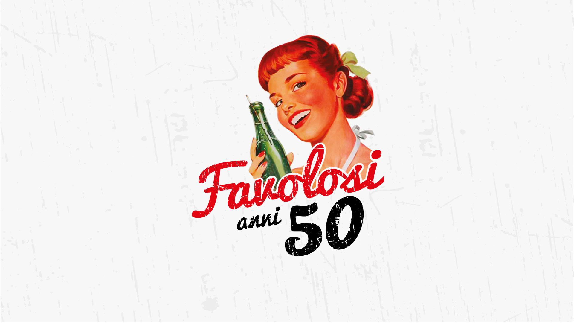 locandina anni 50 - Favolosi Anni 50